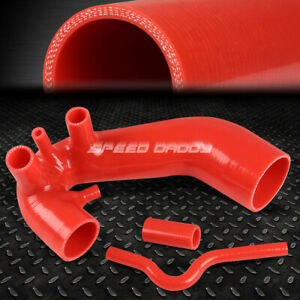 For A4 passat B5 Typ 8d 3b 1 8t Turbo Induction Inlet Silicone Hose piping Red