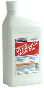 Hein Werner Automotive Hw93291 Premium Jack Oil 1 Qt Made In The Usa