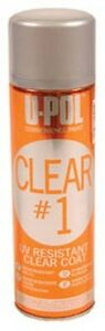 U pol Products Up0796 Clear 1 Uv Resistant Clear Coat