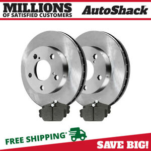 Front Rotors And Ceramic Pads For 2001 2005 Sable 1996 1999 2001 2007 Taurus
