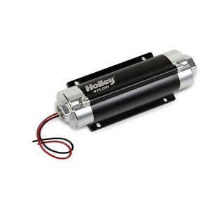 Holley 12 890 Hp In line Fuel Pump hi flow Up To 900 Hp Efi 1050 Hp Carb