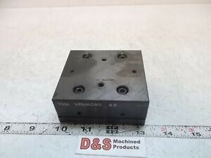 Thk Vru4085 6b Cross Roller Table Slide Linear Motion 50mm Stroke
