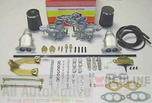 Vw Weber Carb Kit Beetle super Dune Buggy Trike Type 1 Dual 34 Ict Webers