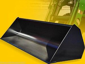 Cat It th 96 Wide 2 5 Cu Yd Bucket To Fit Tractor Loader backhoe By Bradco