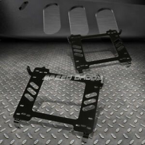 For 06 11 Civic Fa fg1 fg2 si Pair Left right Racing Bucket Seat Mount Bracket