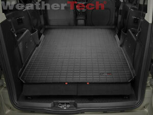 Weathertech Cargo Liner For Ford Transit Connect Wagon 2014 2017 Black