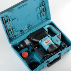 1 1 2 Sds Electric Rotary Hammer Drill Plus Demolition W bits Variable Speed