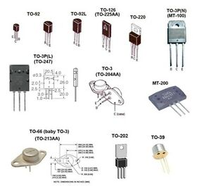 100 X Pn2222 Small Signal To 92 General Purpose Transistor Free Us Shipping