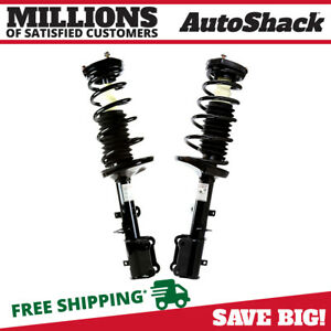 Rear Complete Strut Pair For 1993 1994 1995 1996 1997 Prizm 1993 2002 Corolla
