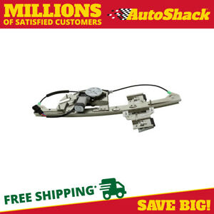 Rear Right Power Window Regulator With Motor For 2000 2004 2005 Cadillac Deville