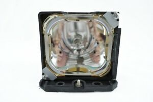 Original Bulb In Cage Fits Elmo 50022251 Projector Lamp 180 Day Warranty
