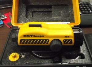 Cst berger 55 sal20ng 20x Automatic Level