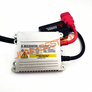 Japan 2nd Gen Onex 55w Ac Digital Slim Hid Spare Replacement Ballast Us Seller