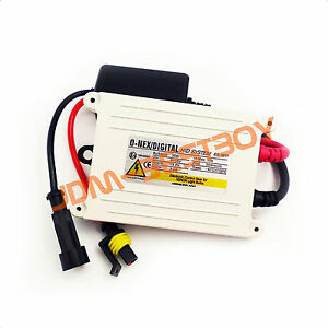 2nd Gen Onex 35w Ac Digital Slim Hid Spare Replacement Ballast U S Seller
