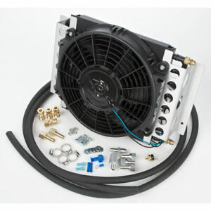 Derale 15900 Electra cool Trans Cooler Kit