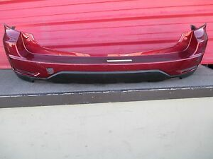 Subaru Forester Rear Bumper Cover Oem 2009 2010 2011 2012 2013 944
