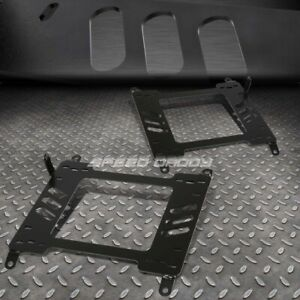 For 03 08 350z Z33 Fairlady Left Right Racing Bucket Seat Low Mounting Bracket