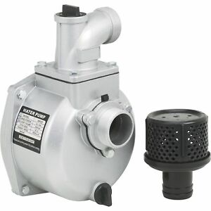 Semi trash Water Pump Only for Threaded Shafts 2in Ports 7860 Gph 109273