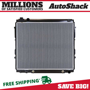 New Premium Complete Direct Fit Aluminum Radiator Fits 00 06 Toyota Tundra 4 7l