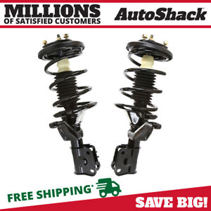 Front Complete Strut Pair For 2001 2002 2003 Acura El 2001 2004 2005 Honda Civic