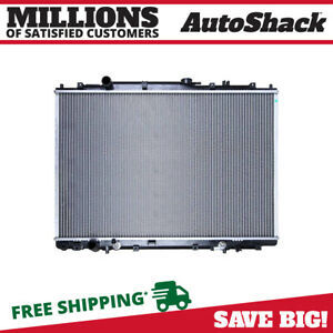 New Radiator For 03 2006 Acura Mdx 3 5l Sohc 2005 Honda Pilot 3 5l Sohc 2740