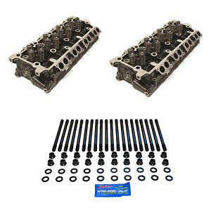 New Promaxx 18mm Cylinder Heads Arp Studs For 2003 06 Ford 6 0 Powerstroke