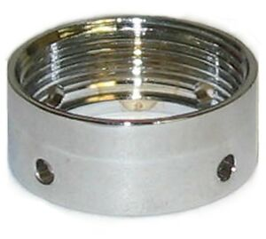 Coupling Nut Chrome For Beer Tower Shank 4332