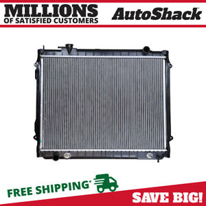 New Aluminum Radiator Fits 95 04 Toyota Tacoma 2 4l 2 7l 3 4l Engines