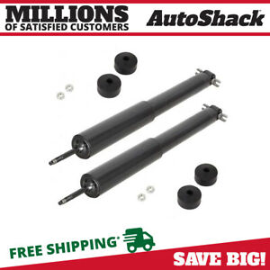 New Pair Of 2 Front Shock Absorbers Fits 1999 2004 Jeep Grand Cherokee