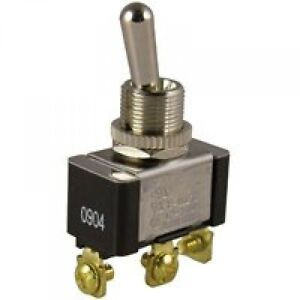 Gb Gardner Gsw 12 On on 20 Amp Single Pole Double Throw Toggle Switch 6433189