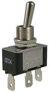Gb Gardner Gsw 120 On off on Single Pole Double Throw Toggle Switch 6444582