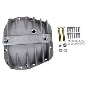 B m 40298 Cast Aluminum Rear End Differential Cover For Ford 9 75 Differentials