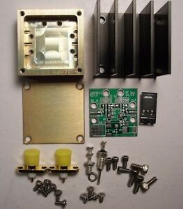 Designer Kit For Rf Amp 2 stage Sot 89 With Heatsink