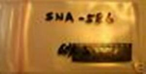 Sirenza Stanford Micro Dc 5ghz Mmic Amplifier Sna 586 Sot 86 Qty 5