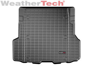Weathertech Cargo Liner For Bmw 4 series Gran Coupe 2014 2019 Black