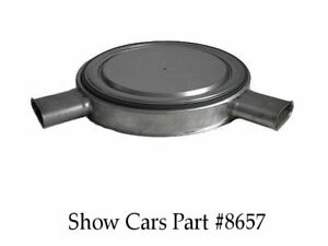 63 64 409 Chevy Chevrolet Impala Ss Bel Air 2x4 Air Cleaner With Original Carbs