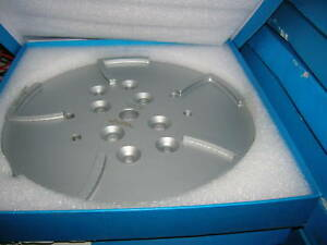 10 Diamond Pro Grinding Head Surface Concrete Grinder Edco Mk Medium Bond Floor