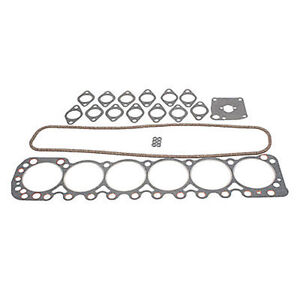 Cs1650d New Lower Gasket Set For White Waukesha 1755 6 Cylinder 3 7 8 Bore