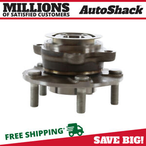 New Premium Front Wheel Hub Bearing Assembly Fits Nissan Sentra Rogue