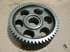 Ford New Holland 8000 Camshaft Gear E3nn 6n251 bb E3nn 6n251 db D1nn 6256 a