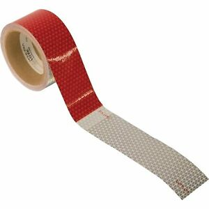 Tiger Accessories Conspicuity Tape 2in X 30ft Model C285rw