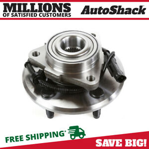 Front Hub Bearing Assembly For 2006 2007 2008 2009 Dodge Ram 1500 4 Wheel Abs