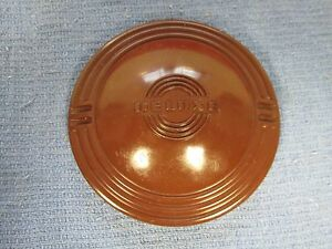 1941 Ford Deluxe Steering Wheel Horn Button With Emblem Nos Nice 215