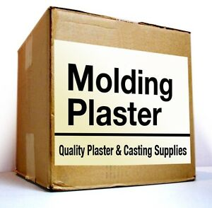 Slow Set Molding Plaster Of Paris 28 Lbs For 38 Free Shipping T y