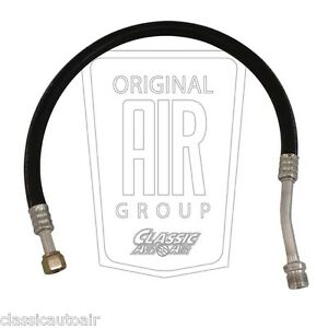 1976 79 Ford F Series Truck 78 79 Bronco A C V8 Suction Hose Air Conditioning Ac