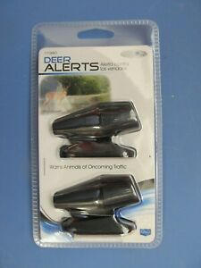 Custom Accessories Deer Alerts 17380 Package Of 2 New