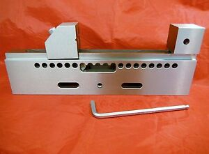 8 Precision Stainless Wire Cut Vise For Edm Grinding Milling M2021052 New
