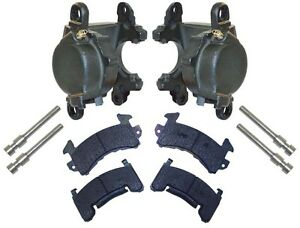 New D154 Brake Caliper Wilwood High Performance Pad Set Front 1 04 Gm Metric