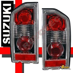 88 98 Suzuki Sidekick Tail Lights Lamps 1 Pair 90 93 95 96 97