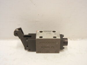 Hydrolux Hpn 706301 Used Roller Plunger Hydraulic Valve Hpn706301